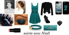 """""""Sans titre #184"""" by melanie-01100 ❤ liked on Polyvore"""