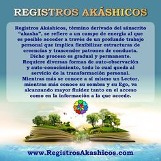 #registrosakashicos #akashicrecord #espiritualidad #terapiasalternativas #terapiascomplementarias #crecimientopersonal