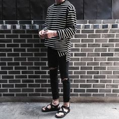 ideas clothes aesthetic male for 2019 - Clothes for Women Korean Outfits, New Outfits, Cute Outfits, Fashion Outfits, Casual Male Outfits, Men Casual, Fashion 2018, Look Fashion, Korean Fashion Men