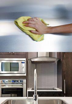 Conheça os principais truques e cuidados para não riscar a linha prata da cozinha.