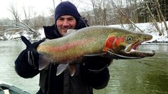 Bobber Fishing Steelhead - www.AnglerExchange.com