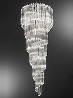 13d0d9cc0f2 Valentina 13-Light Crystal Chandelier Franklite