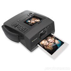 Polaroid Z340 Instant+Digital Camera - WANT!