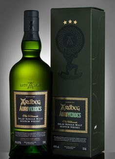 Ardbeg Auriverdes: Ardbeg newest release available from Scotch Whisky Express on Wed 18th Jun. Limited Number. First Come First Served. Delivery available throughout Europe from our online whisky store based in Scotland. http://www.scotchwhiskyexpress.com/product/524/13/
