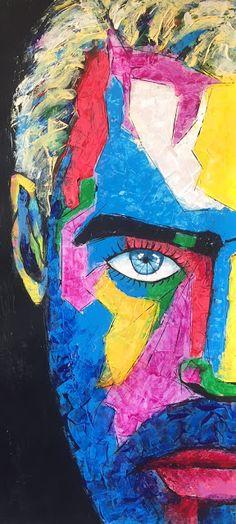 EL NIETO DE PANCHO: LA SIESTA Painting, Grandchildren, Paintings, Painting Art, Painted Canvas, Drawings