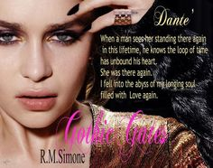 """A quote from """"Gothic Gates"""" by R.M.Simone series"""