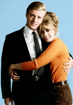 Robert Redford and Jane Fonda in Barefoot in the Park, 1967