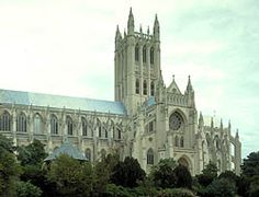 Washington, DC--National Cathedral.       3101 Wisconsin Avenue NW (Wisconsin and Massachusetts) $10 per adult Highlights tours require no reservations approx. every half hour 10:00 to 3:30.