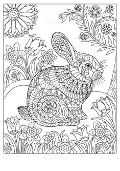 Easter coloring pages - Edwina Mc namee | Cute coloring ...