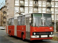 Ikarus 260 Т1 '1974 Nostalgia, Busa, Commercial Vehicle, Illustrations And Posters, Public Transport, Old Pictures, Historical Photos, Old Cars, Budapest