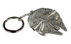 Star Wars Millennium Falcon Replica Key Chain - Quantum Mechanix - Star Wars  - Key Chains at Entertainment Earth 7cd023f3b1