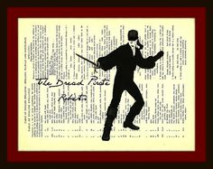 Dread Pirate Roberts from Etsy