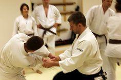 Dojochosi at Aikido Shurenkan Dojo. Hungary, 16.11.2013.