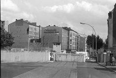 Berlin; Wedding: Müllerstraße; Passierstelle (1972)