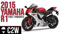 2015 Yamaha R1 - First thoughts!