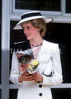 Princess Diana in Japan