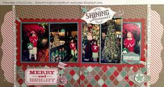 Let's Give 'em Something to Scrap About!: Blog Hop: CTMH Holiday from the Heart #SparkleAndShineWOTG