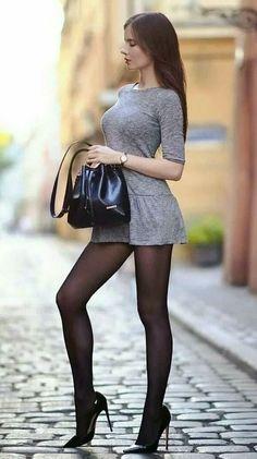 Great Legs, Beautiful Legs, Gorgeous Women, Tight Dresses, Sexy Dresses, Short Dresses, Fashion Models, Girl Fashion, Womens Fashion