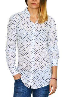 Dotty shirt, 100% viscose, by Raimonti *woman*.