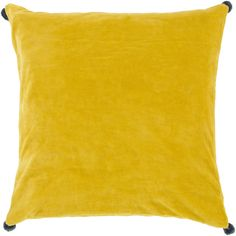 Surya Vivacious Velvet Pillow & Reviews | Wayfair