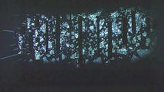 Título de la obra:  DELUSION - an interactive light installation Nombre del autor:  Ezequiel Honig Breve comentario: ENGAÑO es una instalación interactiva; obra en la que se experimenta un viaje virtual con una variedad de capítulos, el autor logro en su creación la interacción de diferentes animaciones virtuales y conexión explicita con la tecnología y la expresión creativa.