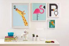 A to Z Animal Alphabet Graphic design... | Escape Kit