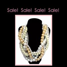 Another awesome sale going on at Jewelry by Jessica Theresa!   SALE ORIGINAL TWISTED Statement Necklace by JewelryByJessicaT,
