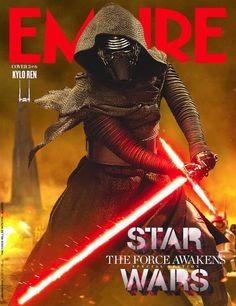 Kylo Ren #StarWars #Poster #Empire