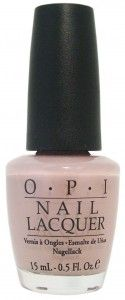 """I know everyone loves bright colors for summer, but I just love this color. It's the """"Tickle Me Francey"""" color from OPI."""