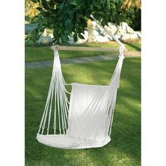 ' Cotton Padded Swing Chair' is going up for auction at  11Am Thurs, May 23 with a starting bid of $20. by Rev Edward