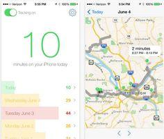 Moment, aplicación que te dice cuanto tiempo usas tu iPhone on http://www.dotpod.com.ar