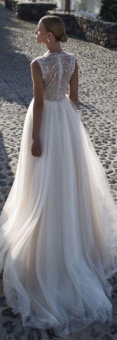 Wedding Dress by Julie Vino - Santorini Collection 2016 #weddingdresses #weddinggowns #bridaldress #bride #bridal #bridalgown #brides #weddings