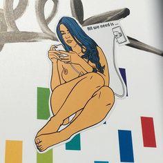 Street Art Photography, Free Phones, Win Free Gifts, Urban Art, Good News, Playground, Graffiti, Internet, Nude