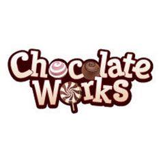 Chocolate Candy Shop logo | Chocolate Works