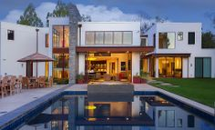 Contemporary Exterior of Home - Found on Zillow Digs. What do you think?