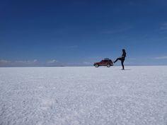 Salt Flats Uyuni
