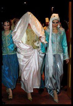 Mariée algéroise