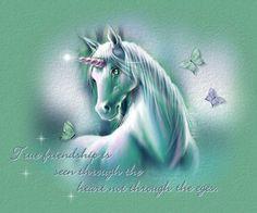 Photo of Friendship <3 for fans of Unicorns. friendship unicorn