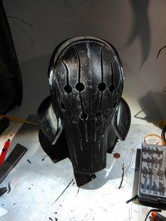 Imlerith's helmet by tarrer.deviantart.com on @DeviantArt