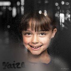 Yaiza - Desde mi ventana - La lluvia tampoco puede quitar su sonrisa…