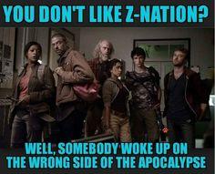 Z Nation (@znation)   Twitter