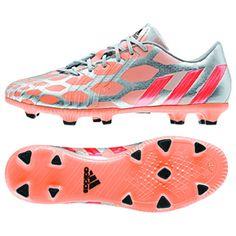 3e630fec5c1 adidas Womens Predator Absolado Instinct FG Soccer Shoes Soccer Boots