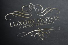 Check out Mega Luxury Logo Bundle (3in1) by Sherman Jackson on Creative Market
