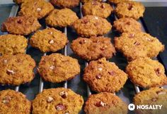 Healthy Sweets, Healthy Eating, Healthy Recipes, Healthy Food, Candida Diet, Baking And Pastry, Muffin, Cookies, Breakfast