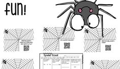 Spider Web: Engineering Challenge Project ~ Great STEM