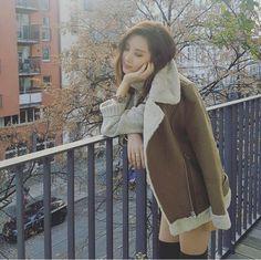 SNSD SeoHyun is loving her stay in Berlin ~ Wonderful Generation Seohyun, Snsd, Uk Fashion, Korean Fashion, Fashion Outfits, Fashion Trends, Womens Fashion, South Korean Girls, Korean Girl Groups
