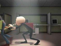 Distraxion- Short Animation (conflict)