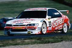 1997 JTCC HONDA ACCORD