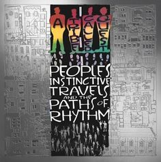 BEST NEW VINYL REISSUE A Tribe Called Quest: People's Instinctive Travels and the Paths of Rhythm | Album Reviews | Pitchfork