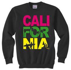 Crewneck Sweatshirt / California